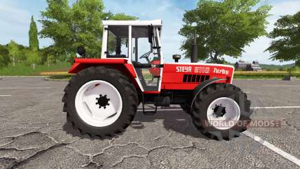 Steyr 8110A Turbo SK2 electronic for Farming Simulator 2017