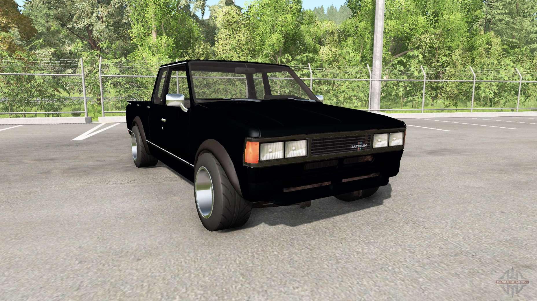 Datsun 720 1981 King Cab v0 3 for BeamNG Drive