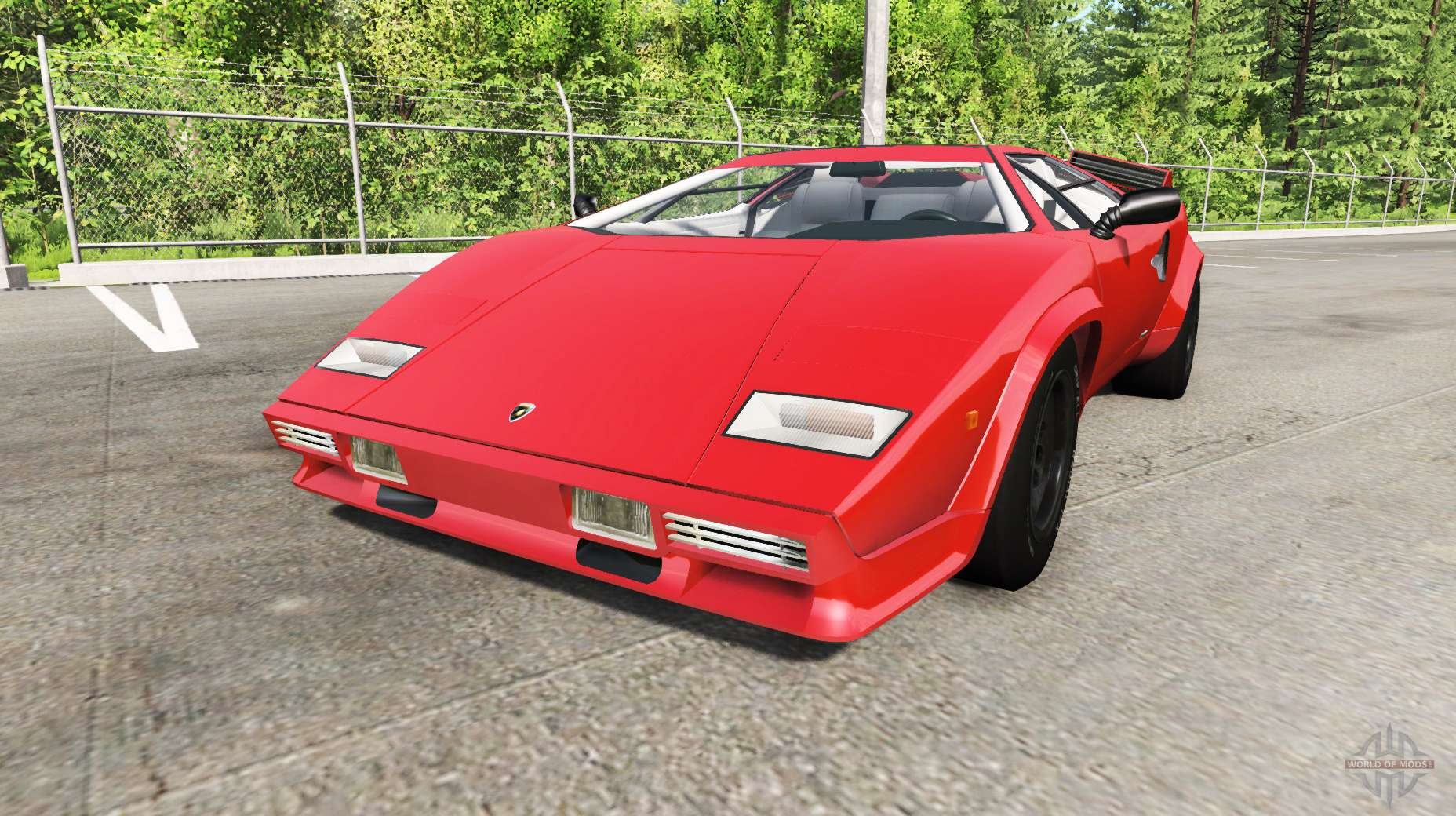 lamborghini countach v2 0 for beamng drive. Black Bedroom Furniture Sets. Home Design Ideas