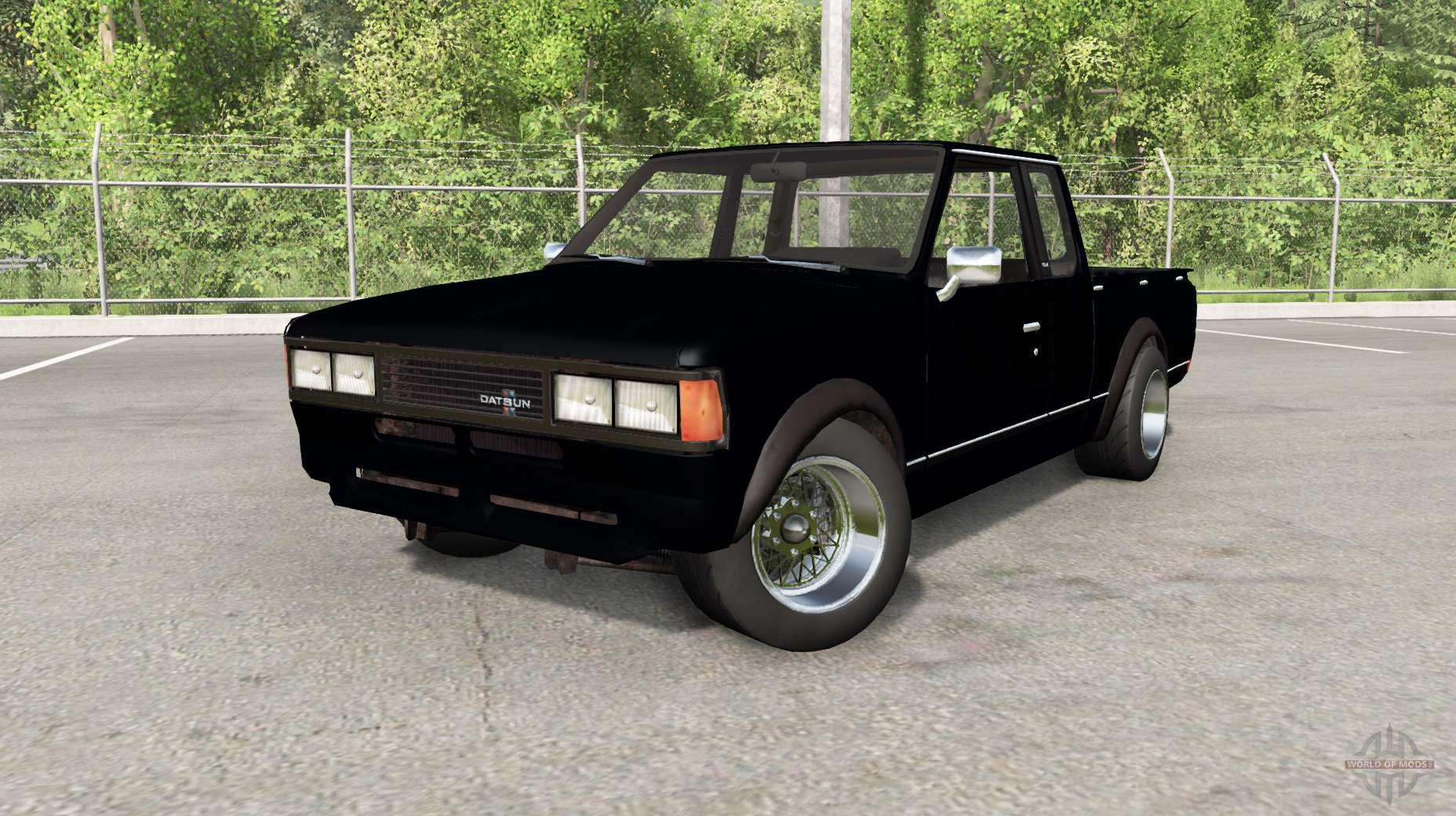 datsun 720 1981 king cab v0 3 for beamng drive. Black Bedroom Furniture Sets. Home Design Ideas