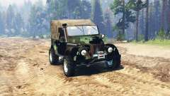 GAZ 69 Expedition