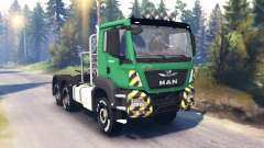 MAN TGS 26.480 v2.0 for Spin Tires