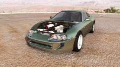 Toyota Supra 2JZ sound