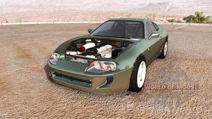 Toyota Supra 2JZ sound for BeamNG Drive