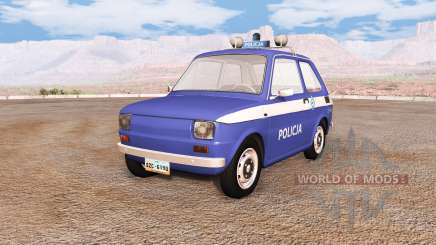 Fiat 126p v6.0 for BeamNG Drive