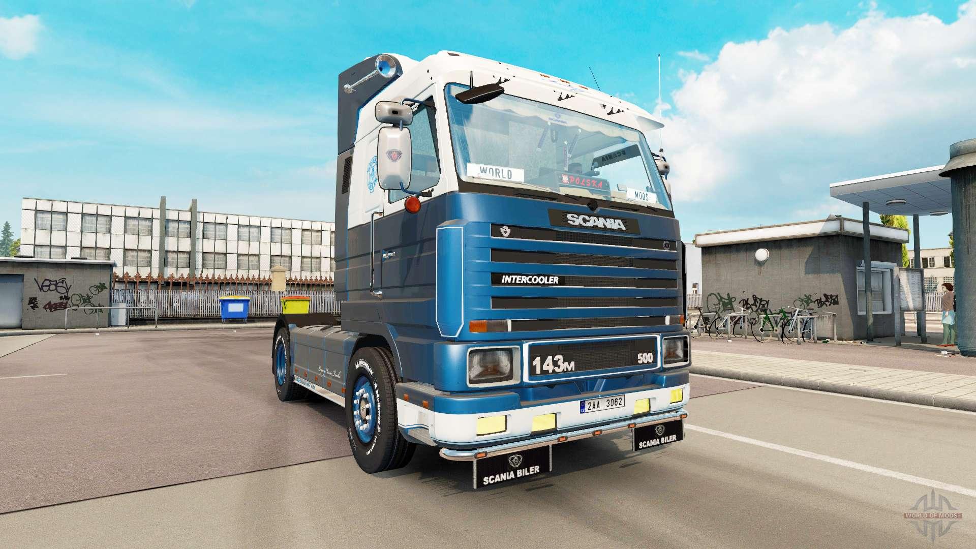 scania 143m 500 v3 9 for euro truck simulator 2. Black Bedroom Furniture Sets. Home Design Ideas