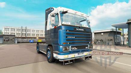 Scania 143M 500 v3.9 for Euro Truck Simulator 2