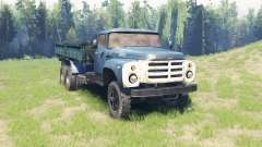 ZIL 133G1 for Spin Tires