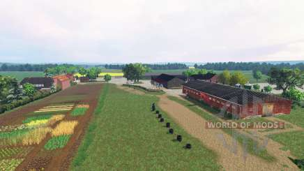 Made In Germany v0.94 for Farming Simulator 2015