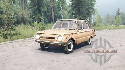 ZAZ 968M for MudRunner