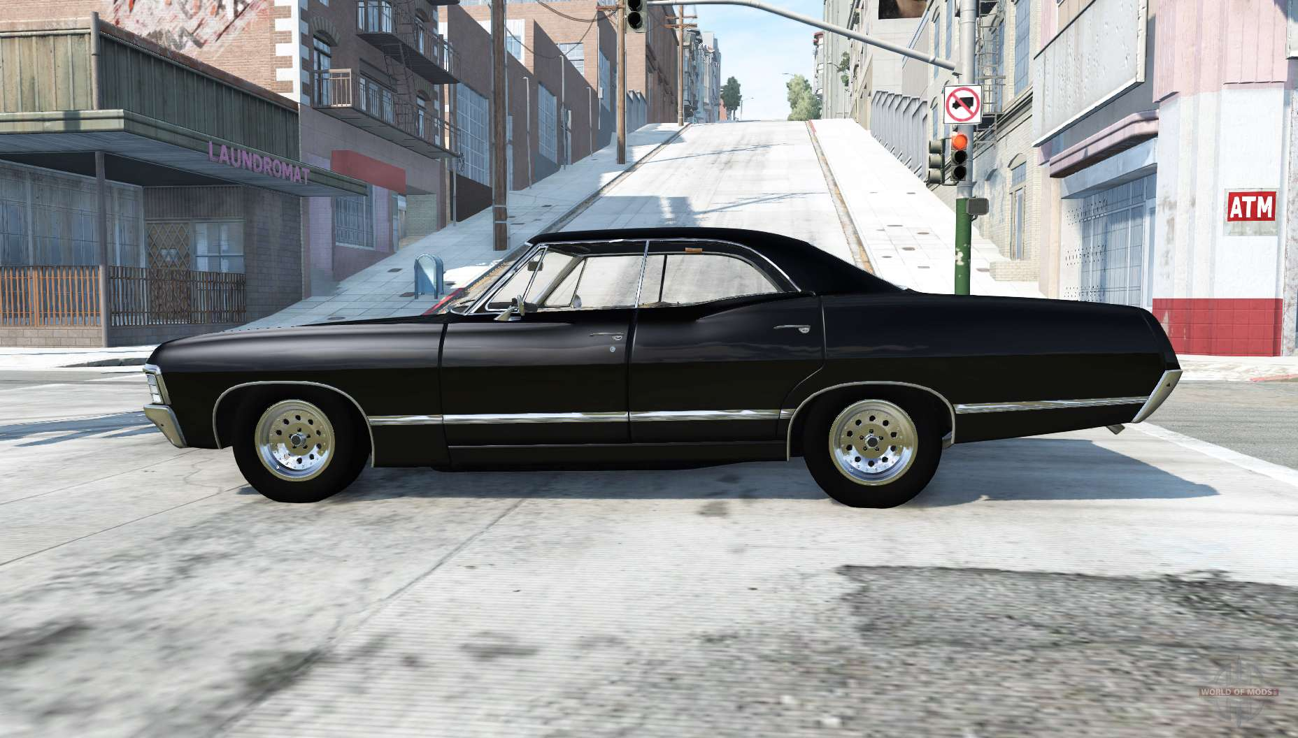 chevrolet impala 1967 for beamng drive. Black Bedroom Furniture Sets. Home Design Ideas