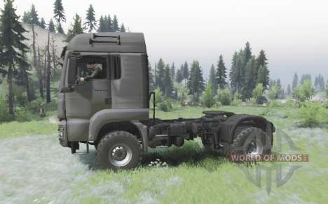 MAN TGS 18.440 4x4 v1.2 for Spin Tires