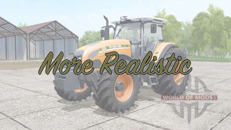 More Realistic v1.0.4.6 for Farming Simulator 2017