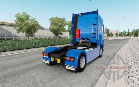 Volvo FH12 460 Globetrotter XL cab 1995 for Euro Truck Simulator 2