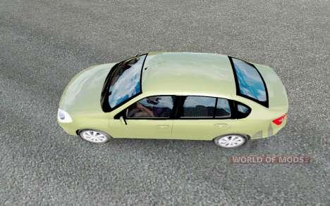 Renault Symbol 2009 v1.2 for Euro Truck Simulator 2