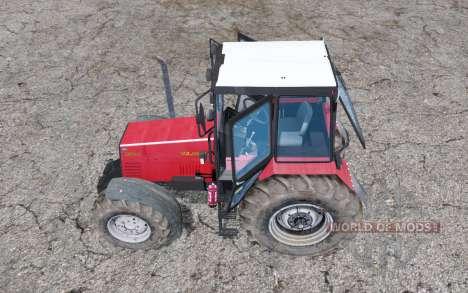 Belarus MTZ 892.2 animation parts for Farming Simulator 2015
