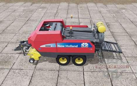 New Holland BigBaler 960 A for Farming Simulator 2017