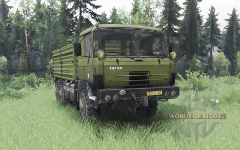 Tatra T815 VVN 20.235 6x6 1994 for Spin Tires