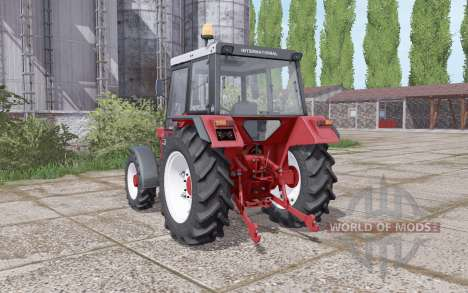 International 744 Comfort Cab for Farming Simulator 2017