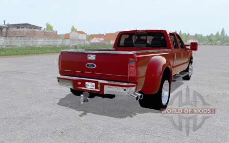 Ford F-350 Super Duty King Ranch Crew Cab 2011 for Farming Simulator 2017