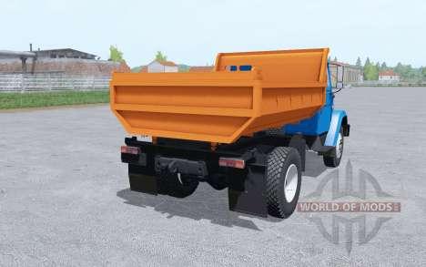ZIL MMZ 45085 for Farming Simulator 2017