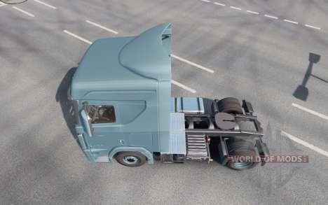 Hyundai Trago Xcient 2013 for Euro Truck Simulator 2