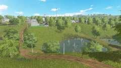 The village of Berry v1.4.3 for Farming Simulator 2017