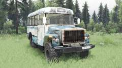 KAvZ 39766 Sadko 2003 for Spin Tires