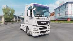 MAN TGX E5 for Euro Truck Simulator 2