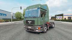MAN F2000 19.414 1994 v1.0.5 for Euro Truck Simulator 2