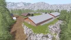 Nordthuringen for Farming Simulator 2017