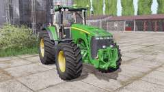 John Deere 8530 Pоwer Edition for Farming Simulator 2017