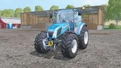 New Holland T4.85 for Farming Simulator 2015