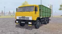 KamAZ 45143 with trailer v2.0 for Farming Simulator 2013