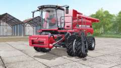 Case IH Axial-Flow 9230 Turbo increased features for Farming Simulator 2017