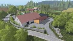 Freiensteinau v2.1 for Farming Simulator 2017
