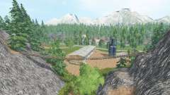 The Forest for Farming Simulator 2015