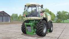 Krone BiG X 580 long pipe for Farming Simulator 2017