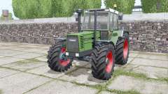 Fendt Favorit 612 LSA Turbomatik E configure for Farming Simulator 2017