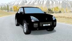 Porsche Cayenne Turbo S tuning for BeamNG Drive