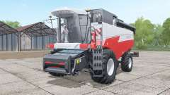 Akros 595 Plus with options for Farming Simulator 2017