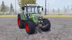 Fendt 312 Vario TMS change wheels for Farming Simulator 2013