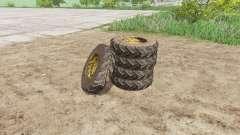 Tire Stack for Farming Simulator 2017