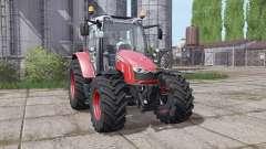 Massey Ferguson 5610 dynamic hoses for Farming Simulator 2017