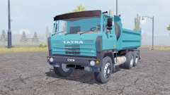 Tatra T815 S3 animation parts for Farming Simulator 2013