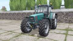 Fendt Favorit 916 Vario design selection for Farming Simulator 2017