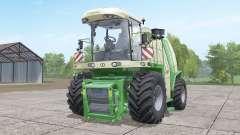 Krone BiG X 1100 with bunker for Farming Simulator 2017