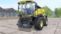 New Holland FR850 design selection for Farming Simulator 2017