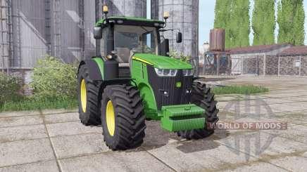John Deere 7310R 2015 for Farming Simulator 2017