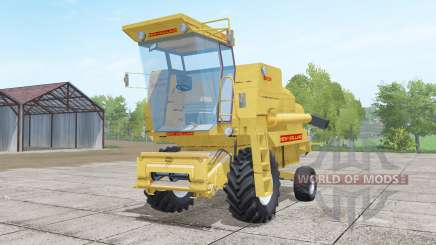 New Holland Clayson 8050 wheels selection for Farming Simulator 2017